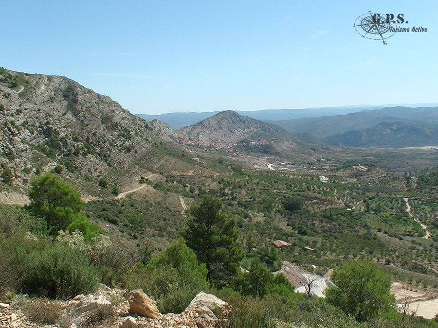 Panorámica-Castellote
